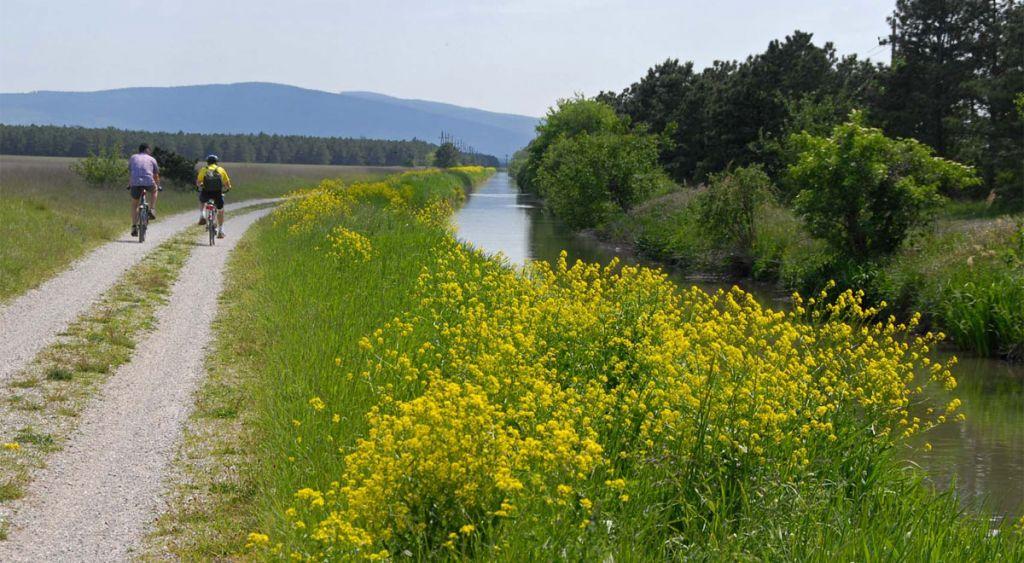 Wiener Neustädter Kanal ist fit für die NÖ Landesausstellung