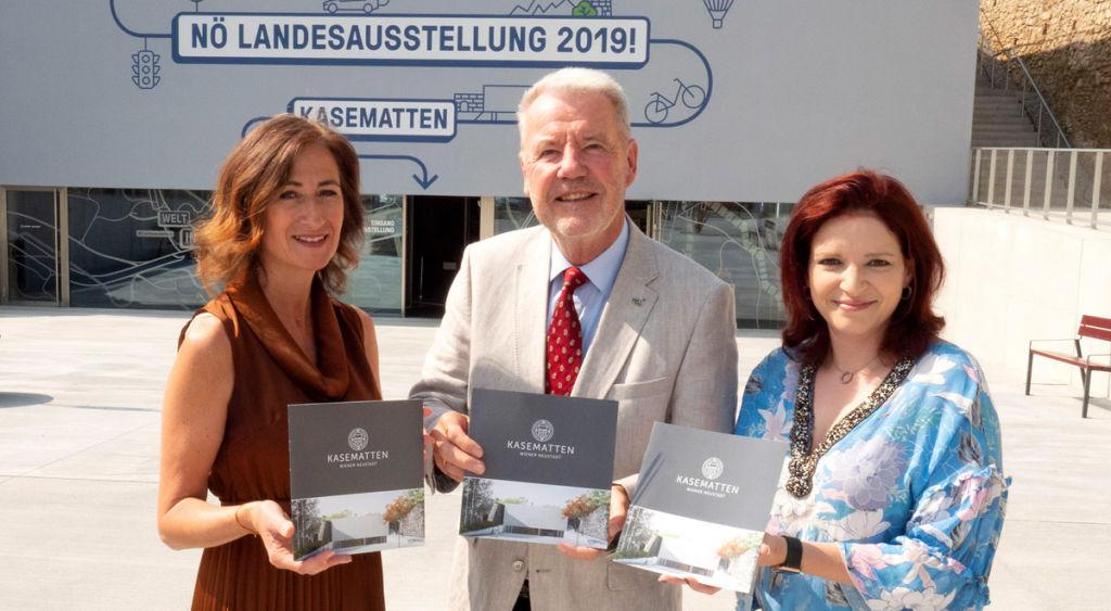 Wiener Neustadt: Vermarktung der Kasematten ab 2020 steht
