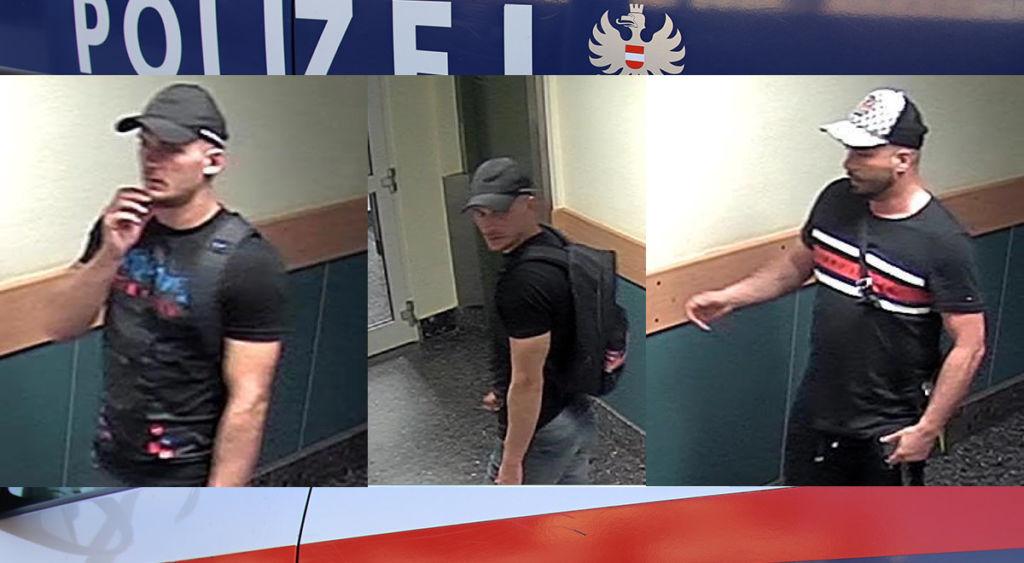 Täter gesucht: Getränkeautomaten in Wr. Neustadt aufgebrochen