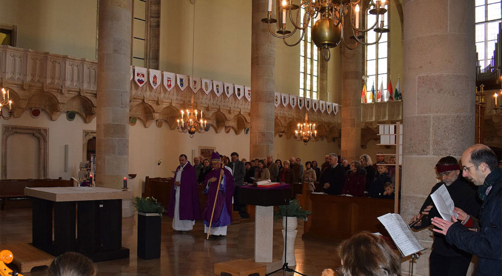 Erster Advent in der St. Georgs-Kathedrale