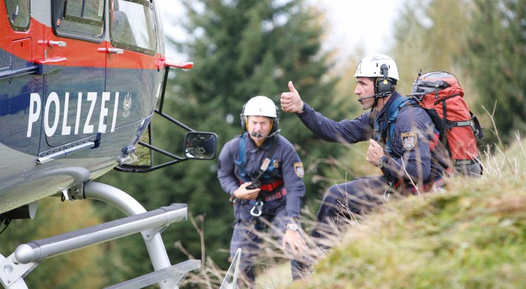Tödlicher Alpinunfall auf der Hohen Wand
